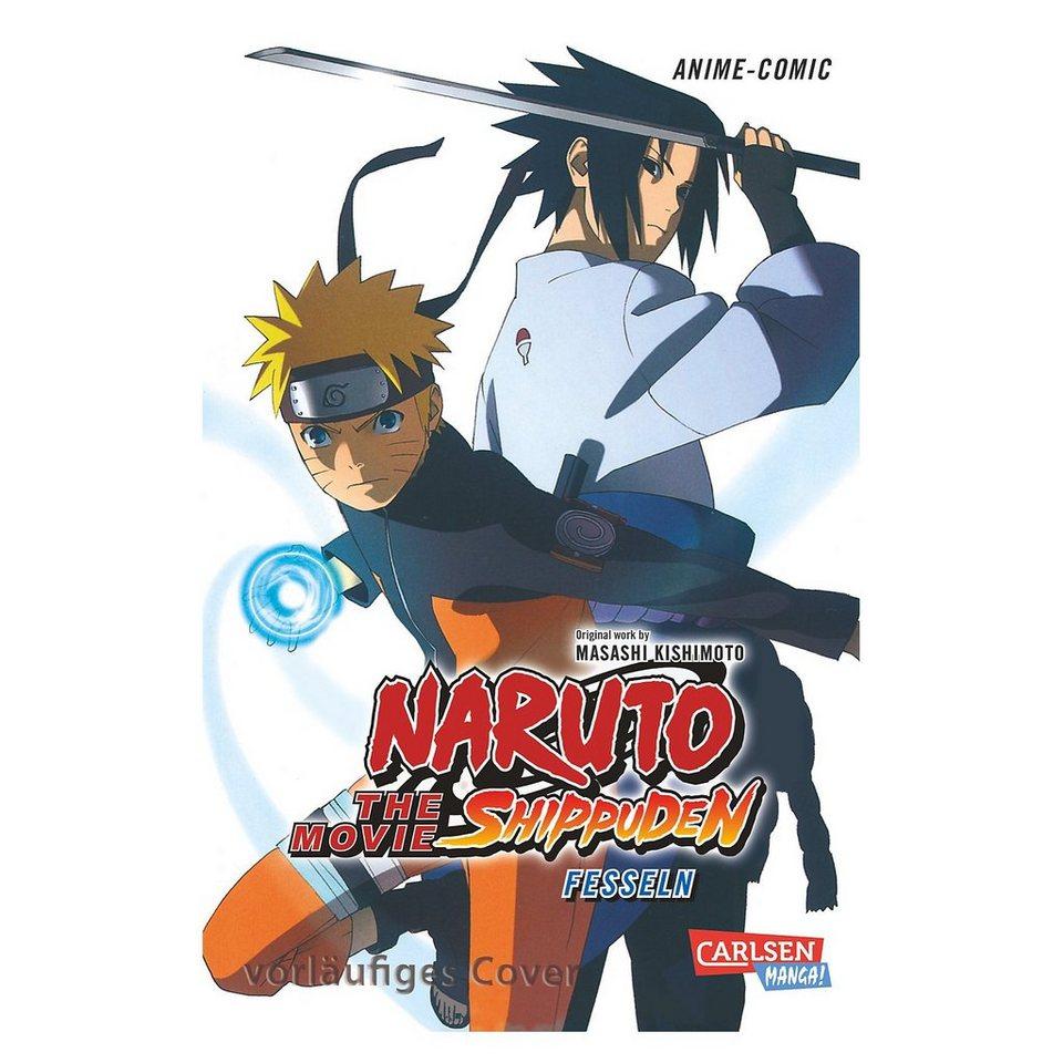 Carlsen Carlsen Carlsen Verlag Naruto the Movie: Shippuden - Fesseln, Band 5 online kaufen 78a73c