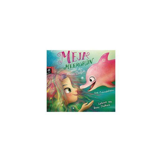 cbj + cbt Verlag Meja Meergrün rettet den kleinen Delfin, 2 Audio-CDs