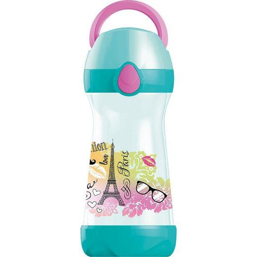 Trinkflasche Kids Concept Paris, 430 ml