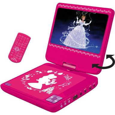 Lexibook® Disney Rapunzel DVD Player
