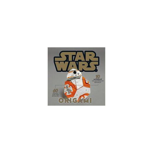 PANINI VERLAG Star Wars: Origami für Experten