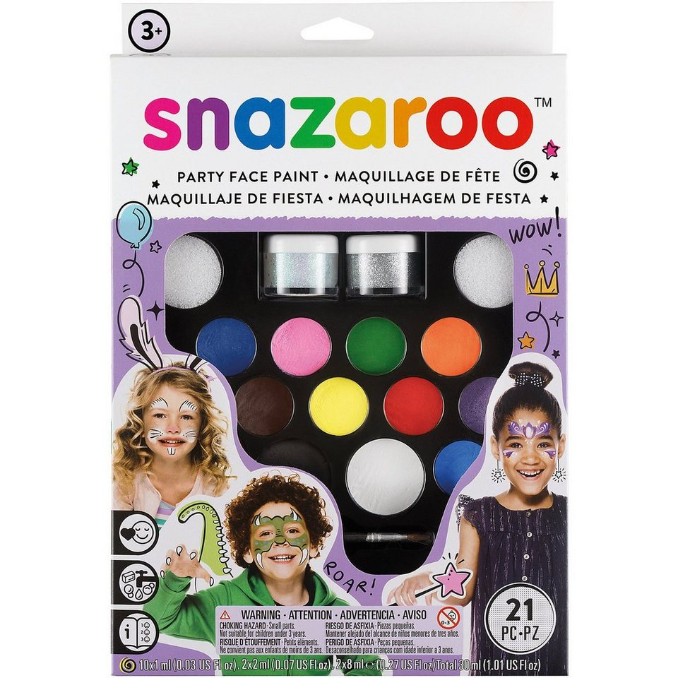 Snazaroo Ultimatives Party-Set online kaufen