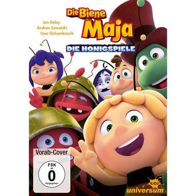 Universum DVD Die Biene Maja - Die Honigspiele