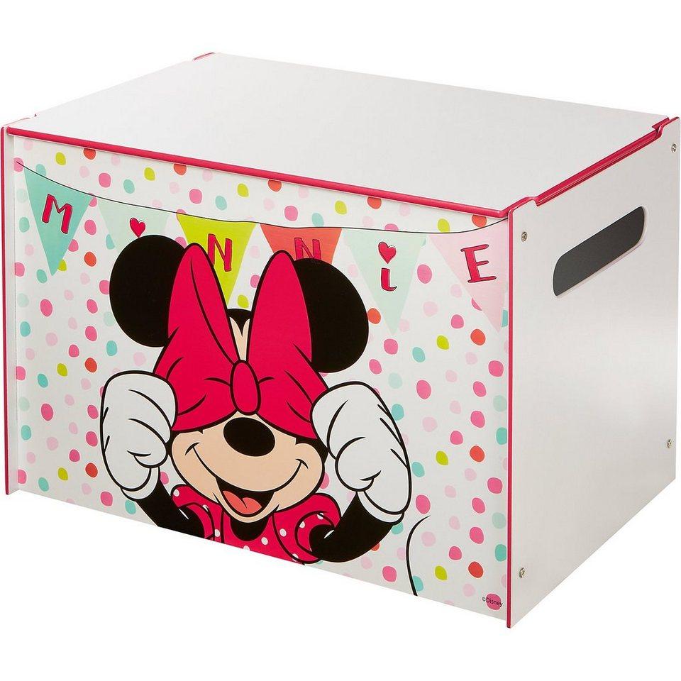 WORLDS APART Spielzeug Truhe, Minnie Mouse kaufen | OTTO