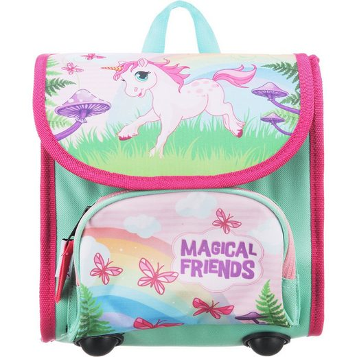 fabrizio® Mini-Ranzen Magical Friends Einhorn