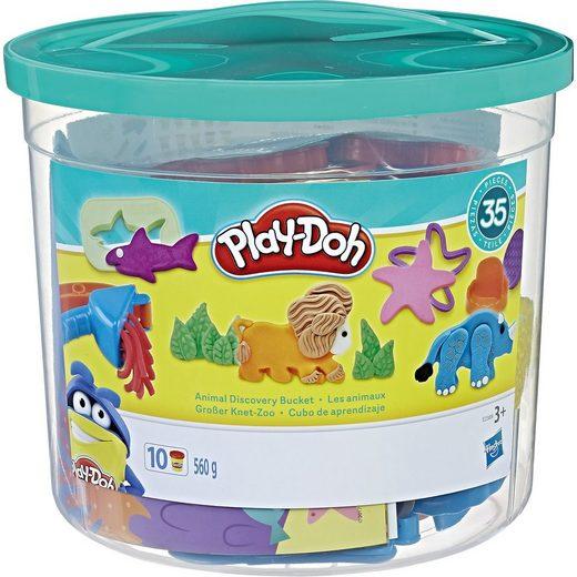 "Hasbro Exklusiv Play-Doh Dose ""Großer Knet-Zoo"""