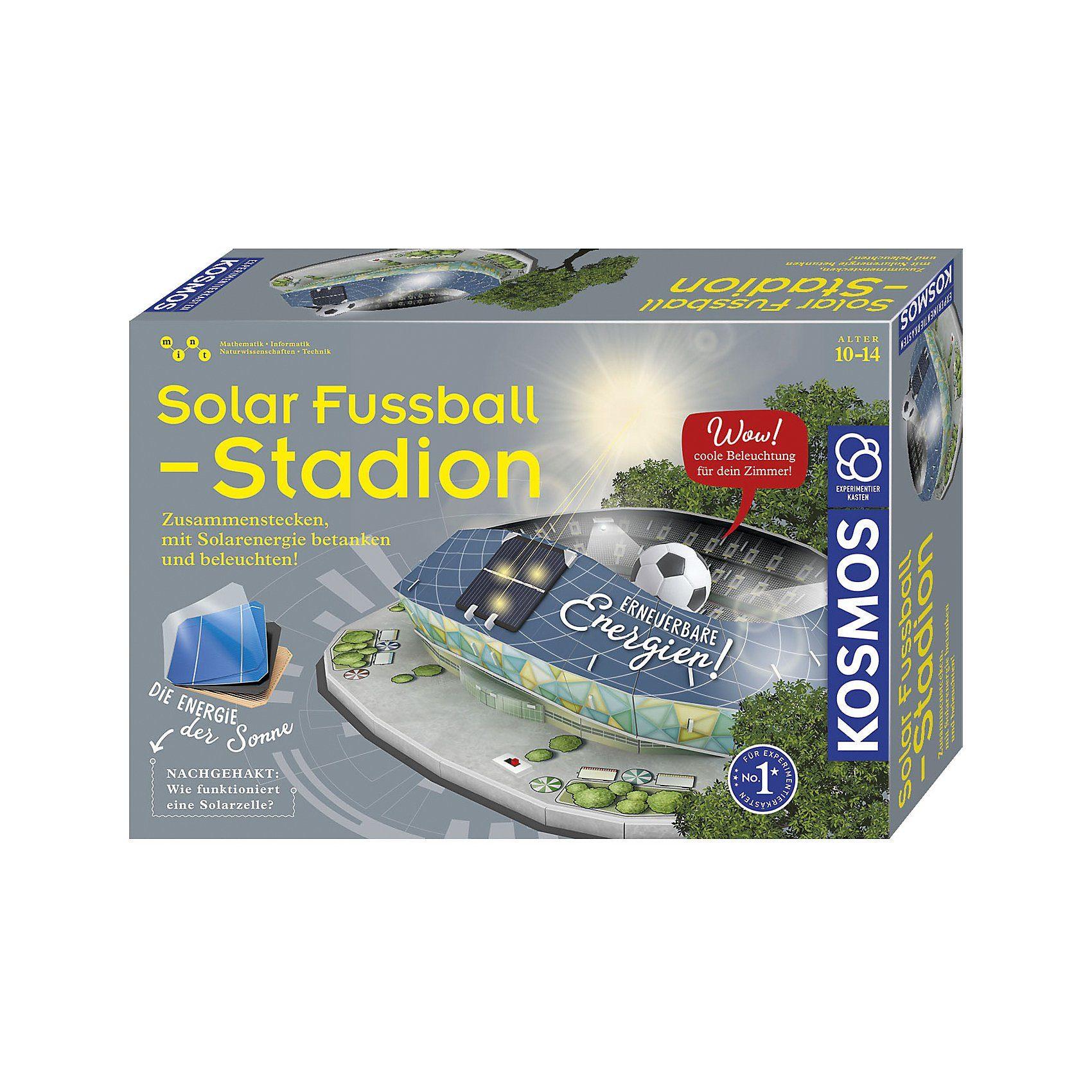 Kosmos Solar-Fußballstadion