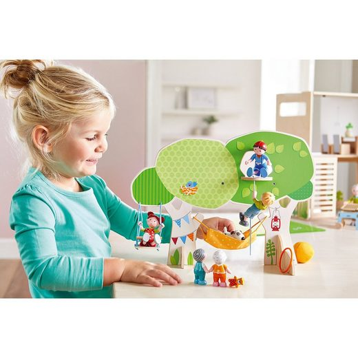 Haba 303886 Little Friends Baumhaus Puppenhaus