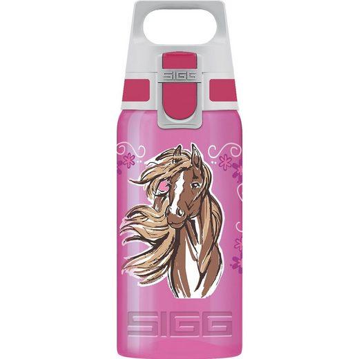 Sigg EXKLUSIV Trinkflasche VIVA ONE Horse & Flower, 500 ml