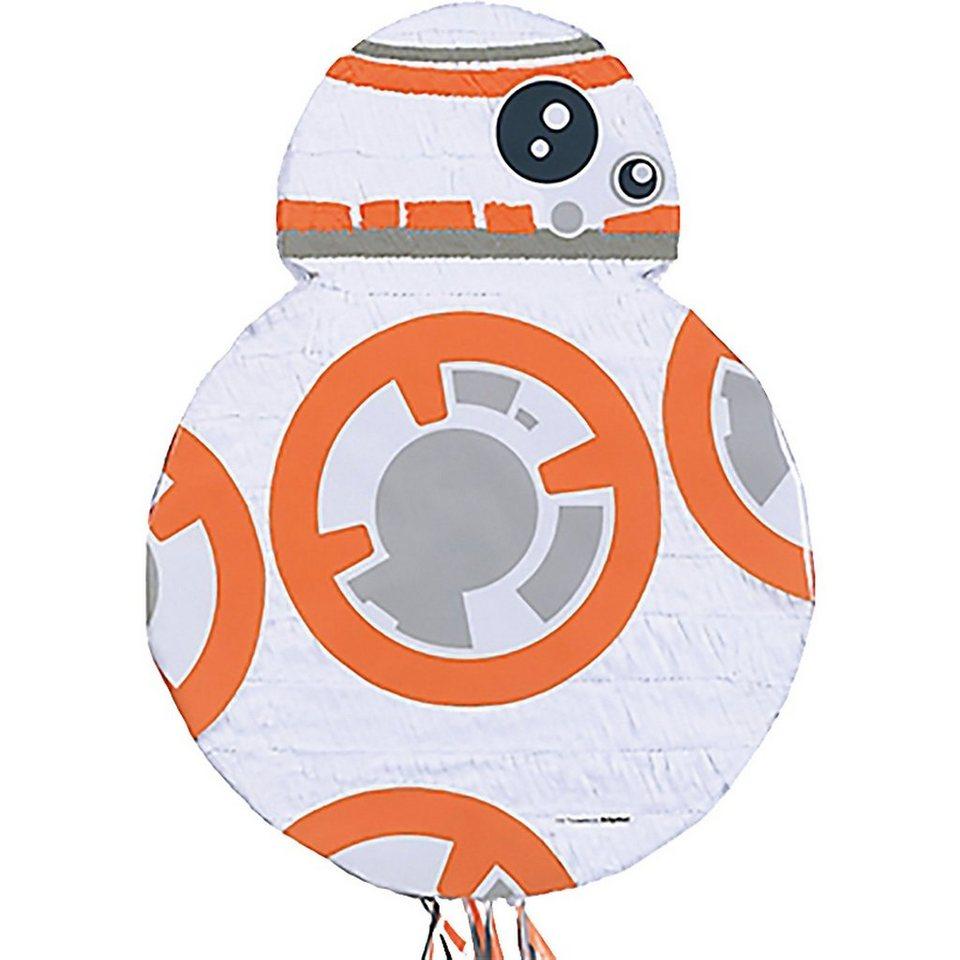 Amscan Pull-Pinata Star Wars BB-8 online kaufen
