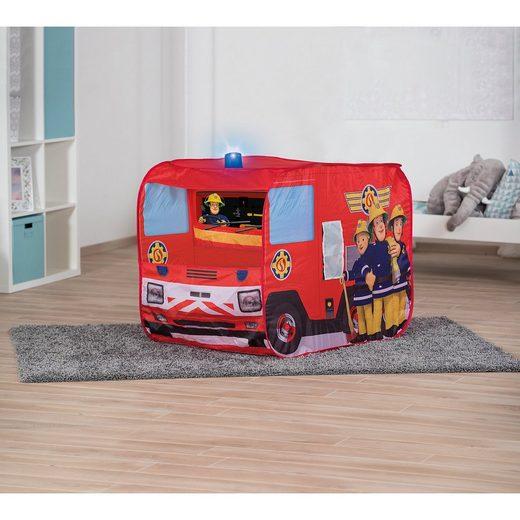 JOHN My Starlights Feuerwehrauto Sam mit Feuerwehrlicht