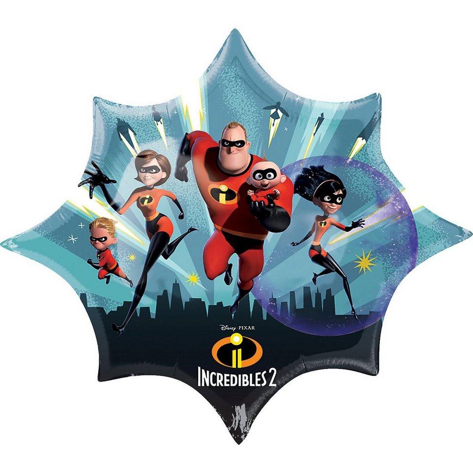 Amscan Folienballon SuperShape Die Unglaublichen 2