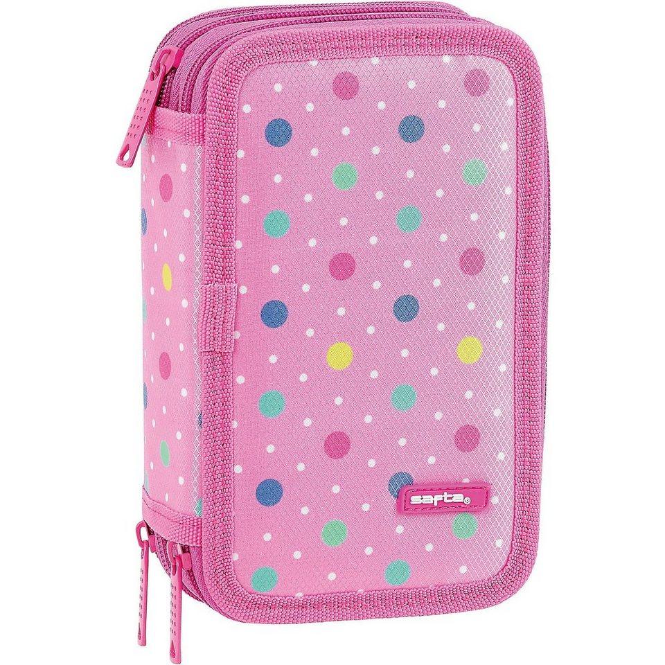 c841d01fc7789 safta Federmäppchen Dots Pink