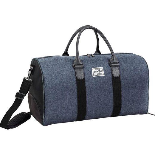 safta Sporttasche BlackFit8 Black & Blue