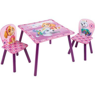 WORLDS APART Kindersitzgruppe 3-tlg., PAW Patrol Skye