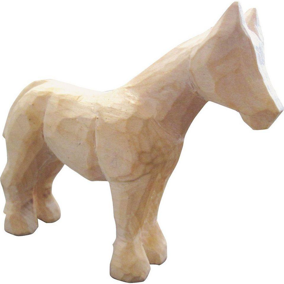 haba terra kids schnitzrohlinge pferde kaufen otto. Black Bedroom Furniture Sets. Home Design Ideas