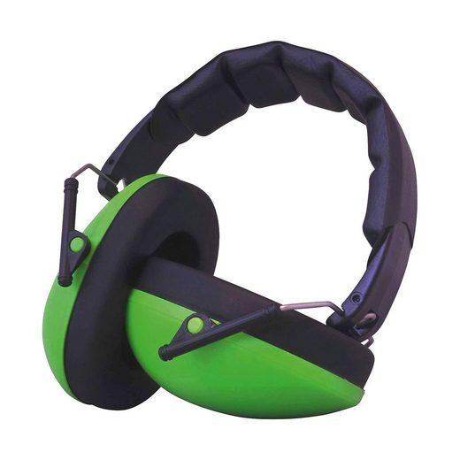 Stylex Kinder-Gehörschutz Stilles Lernen, grün