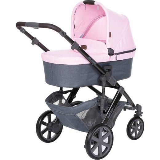 ABC Design Kombi Kinderwagen Salsa 4, rose