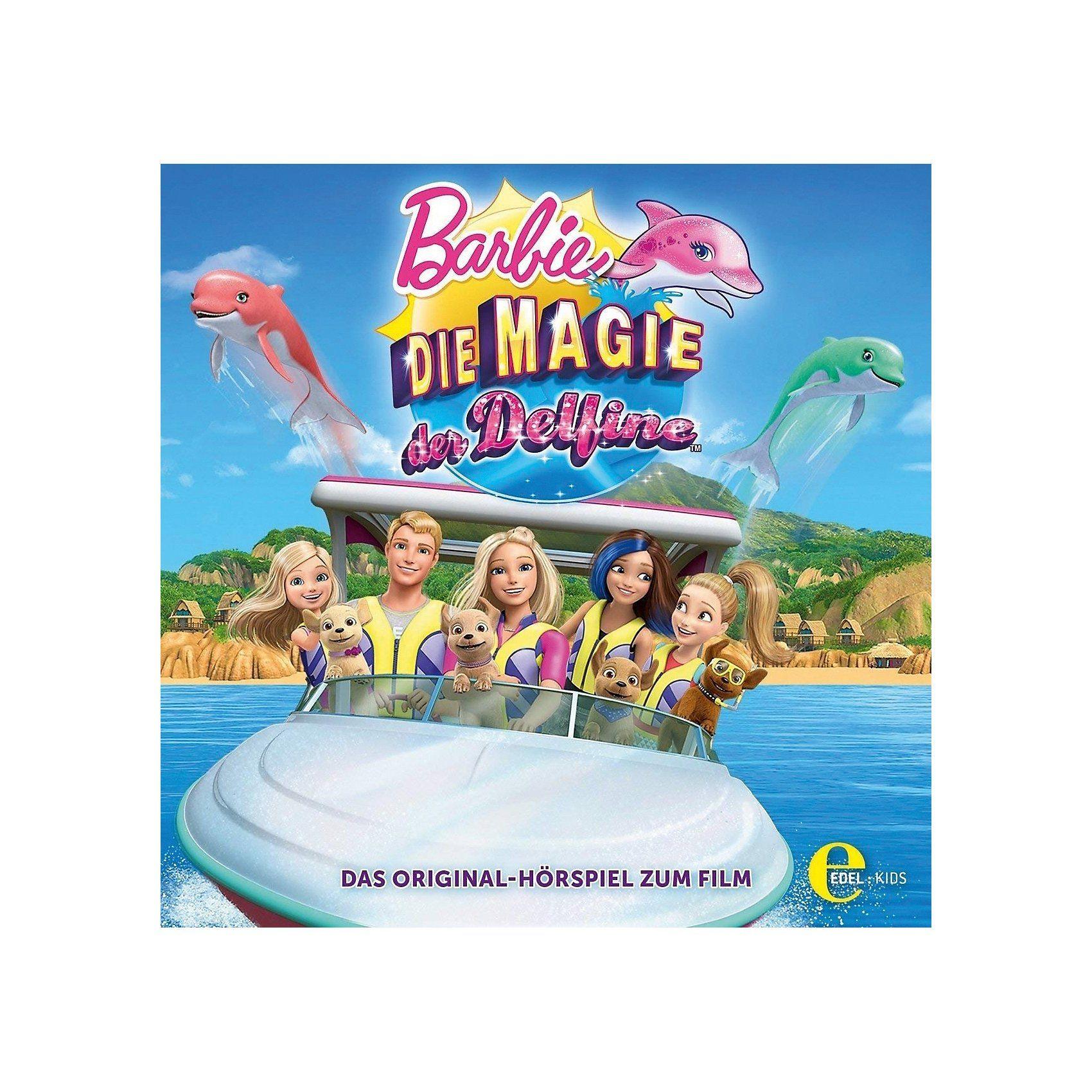 Edel CD Barbie - Die Magie der Delfine