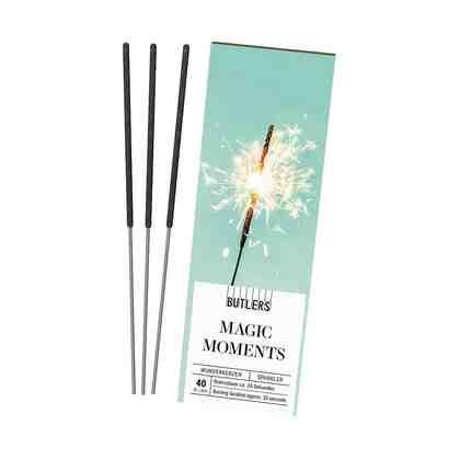 BUTLERS MAGIC MOMENTS »Wunderkerzen 40 Stück«