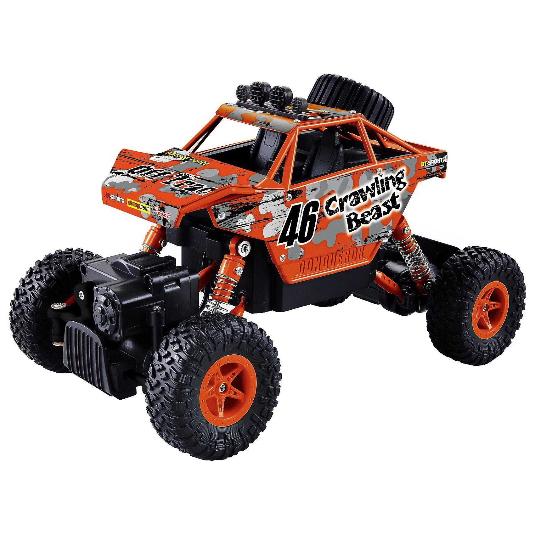 Dickie Toys RC Crawling Beast