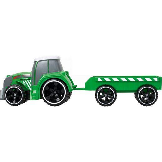 Silverlit RC Traktor mit Hänger