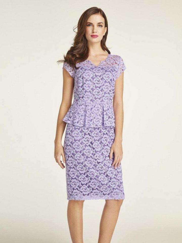 23269335bcc5db heine TIMELESS Kleid aus feiner Spitze kaufen   OTTO