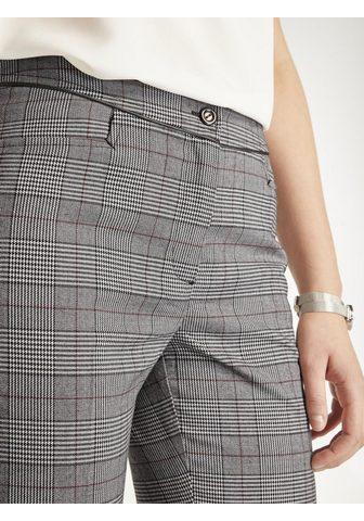 HEINE CASUAL kelnės im Glencheck-Look
