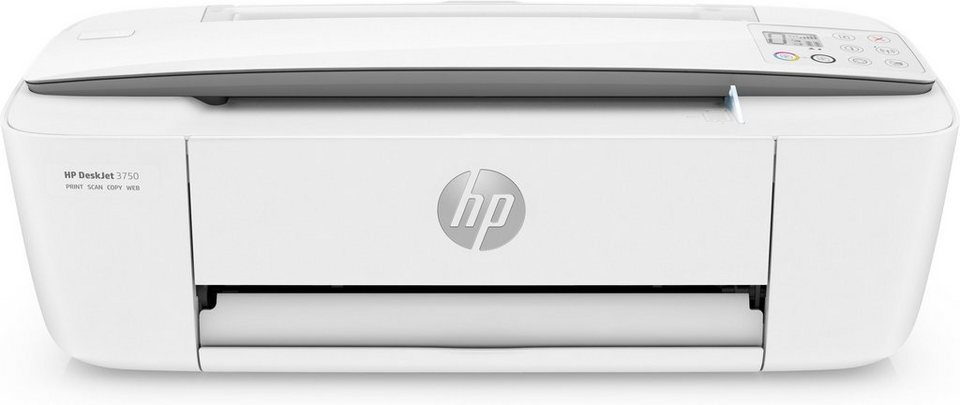 Hp Deskjet 3750 All In One Drucker Drucken Kopieren Scannen