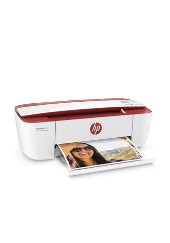 HP DeskJet All-in-One Spausdintuvas »Druc...