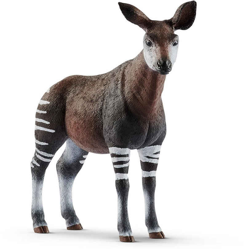 Schleich® Spielfigur »Wild Life, Okapi (14830)«