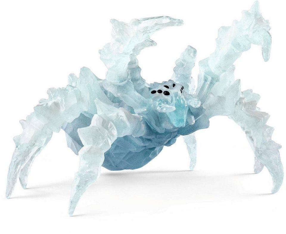 Schleich® Spielfigur (42494),  Eldrador Creatures, Eis Spinne  online kaufen