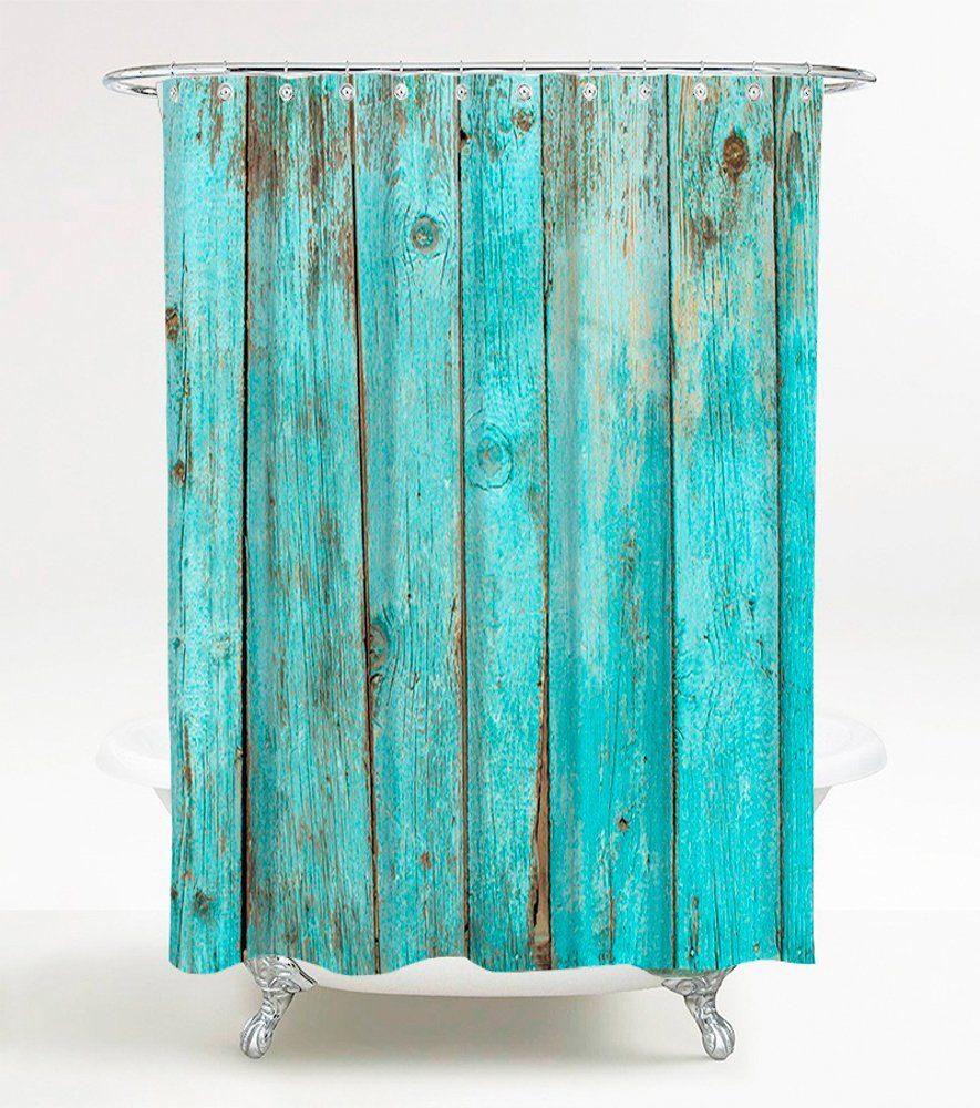 SANILO Duschvorhang »Lumber«, 180 x 180 cm