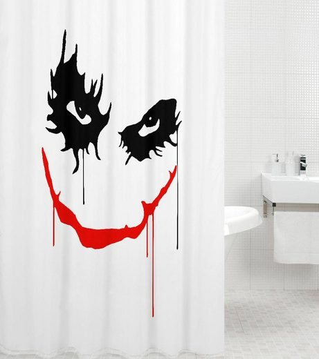 SANILO Duschvorhang »Joker«, 180 x 200 cm