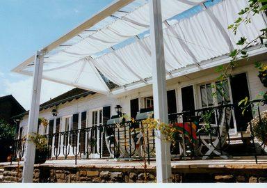 FLORACORD Sonnensegel »Bausatz Universal«, BxL: 330x140 cm, weiß