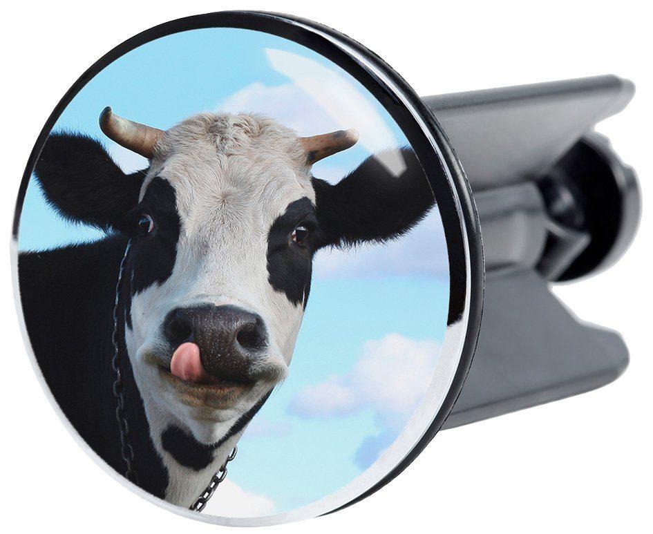 SANILO Stöpsel »Kuh«, für Waschbecken, Ø 4 cm