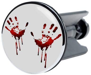 SANILO Stöpsel »Blood Hands«, für Waschbecken, Ø 4 cm