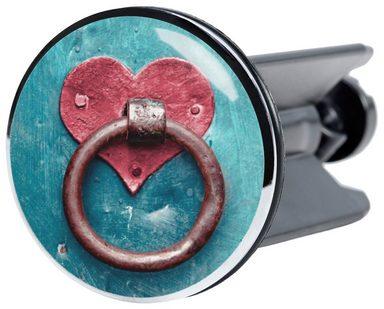 SANILO Stöpsel »Knocker«, für Waschbecken, Ø 4 cm