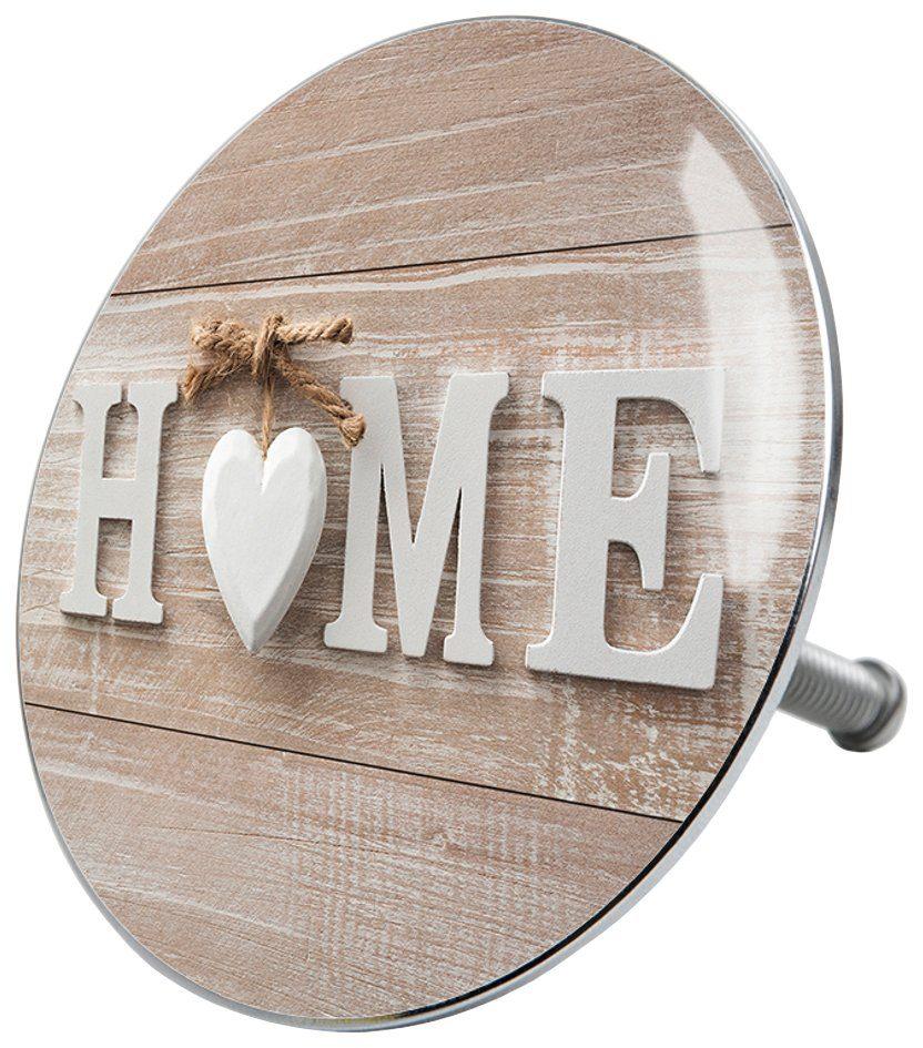 SANILO Stöpsel »Home«, für Badewannen und Duschen, Ø 7,2 cm
