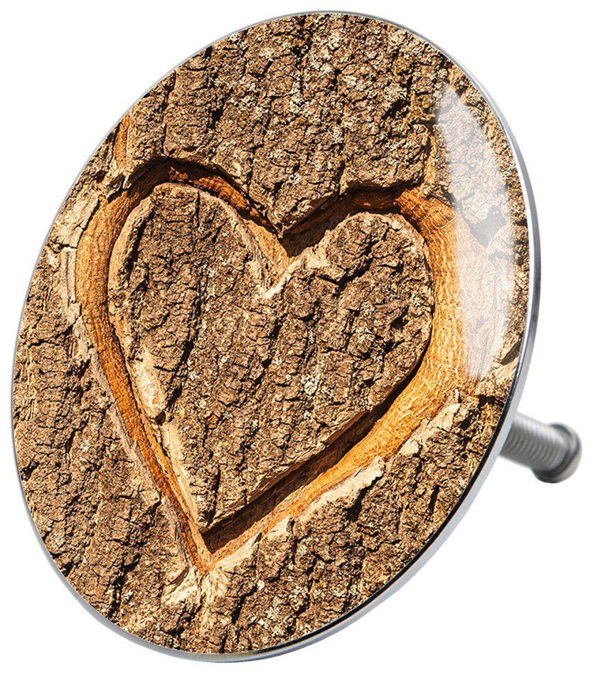 SANILO Stöpsel »True Love«, für Badewannen und Duschen, Ø 7,2 cm