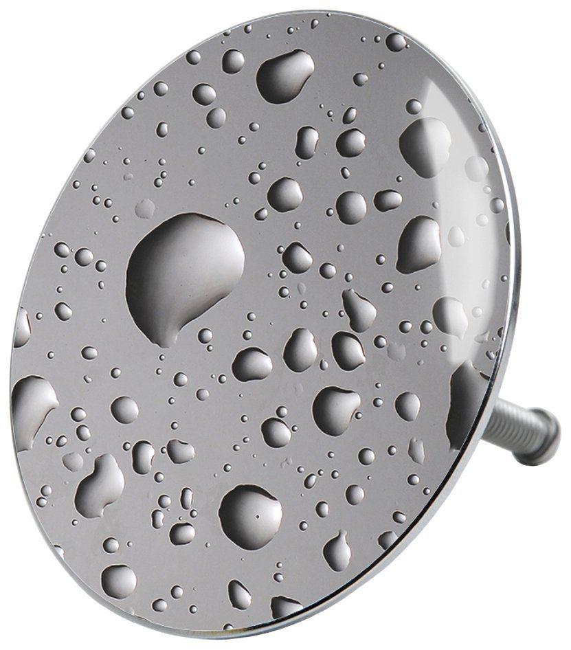 SANILO Stöpsel »Dewdrop«, für Badewannen und Duschen, Ø 7,2 cm | Bad > Duschen > Duschen | Sanilo