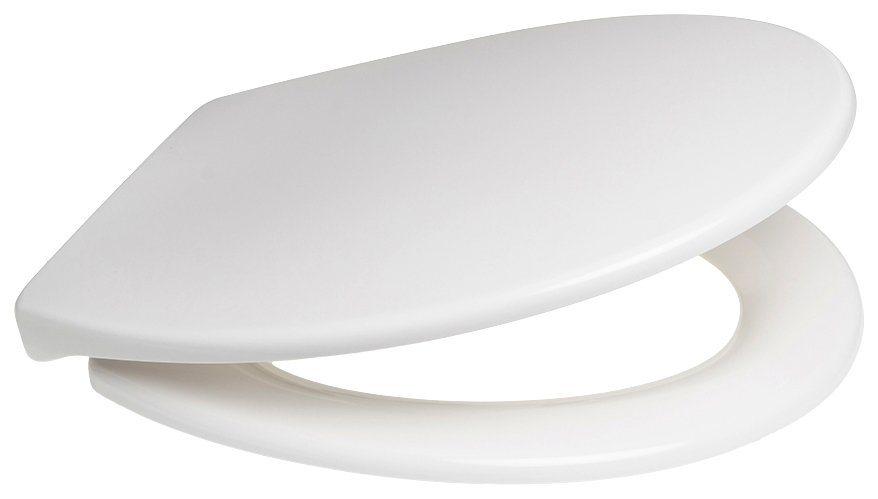 SANILO WC-Sitz »Weiß Duroplast«, mit Absenkautomatik   Bad > WCs   Sanilo