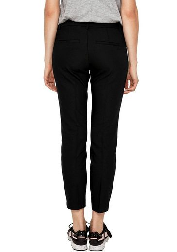 s.Oliver Ankle-Jeans in softer Stretchqualität