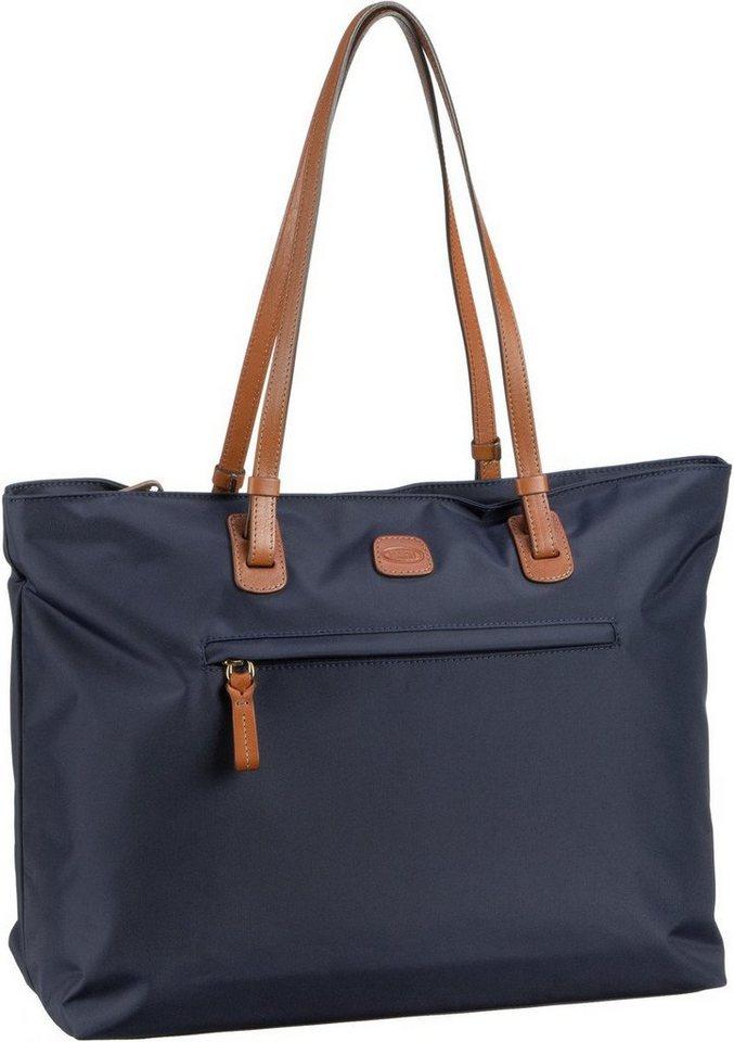 Damen Bric s Handtasche X-Travel Shopper 43348  | 08016623887883