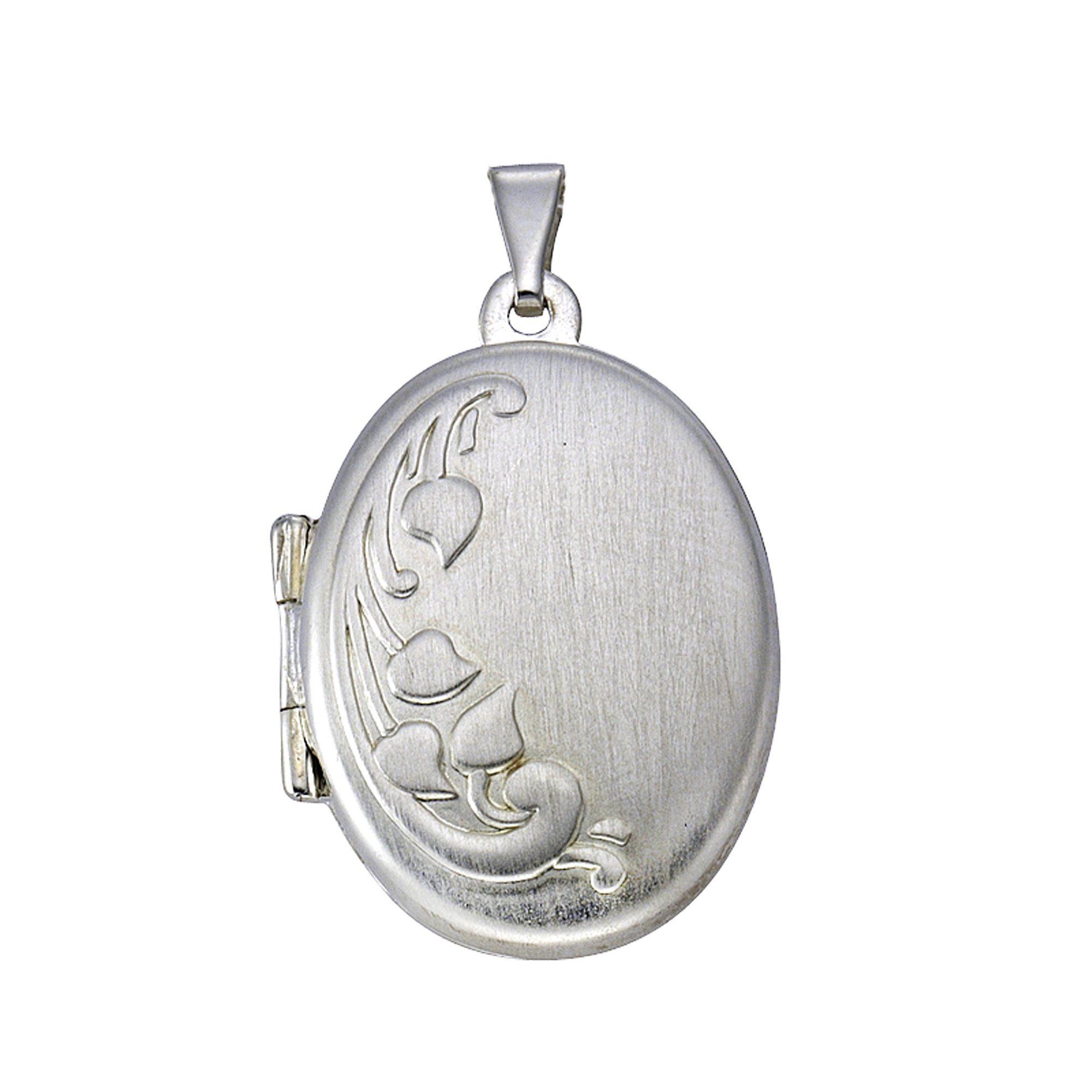 VIVANCE Medaillon »925/- Sterling Silber rhodiniert«