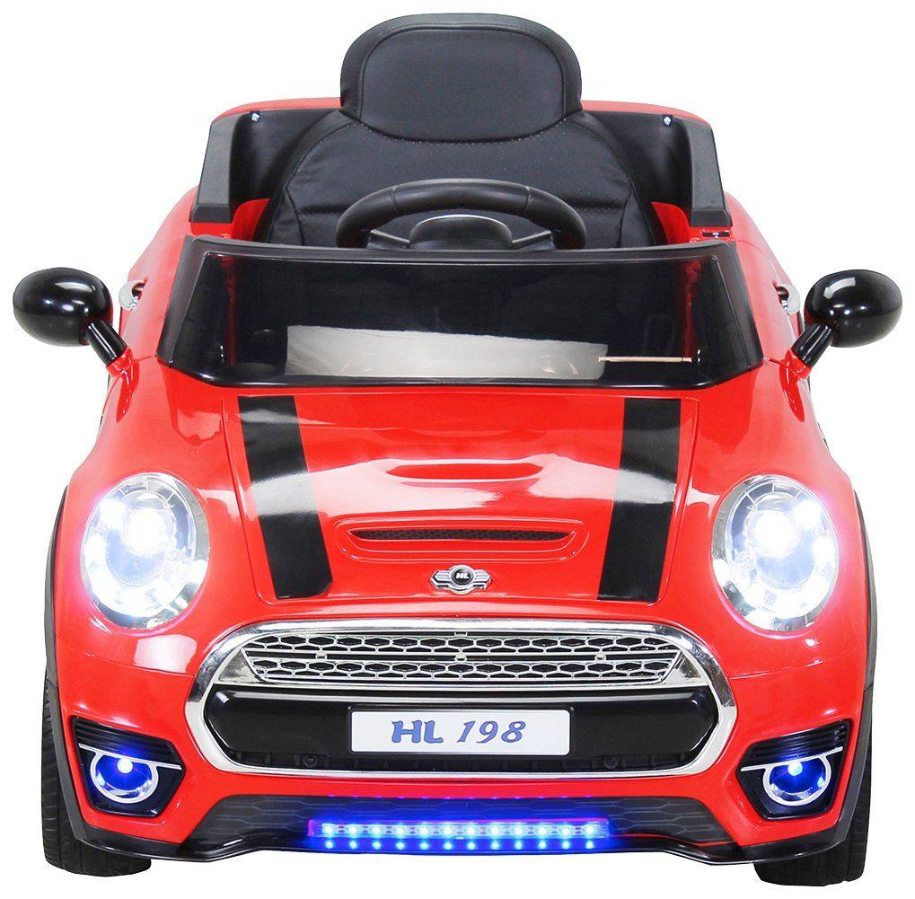 ACTIONBIKES MOTORS Elektroauto »Mini Cooper HL198«, für Kinder von 3-6 Jahre, 12 Volt