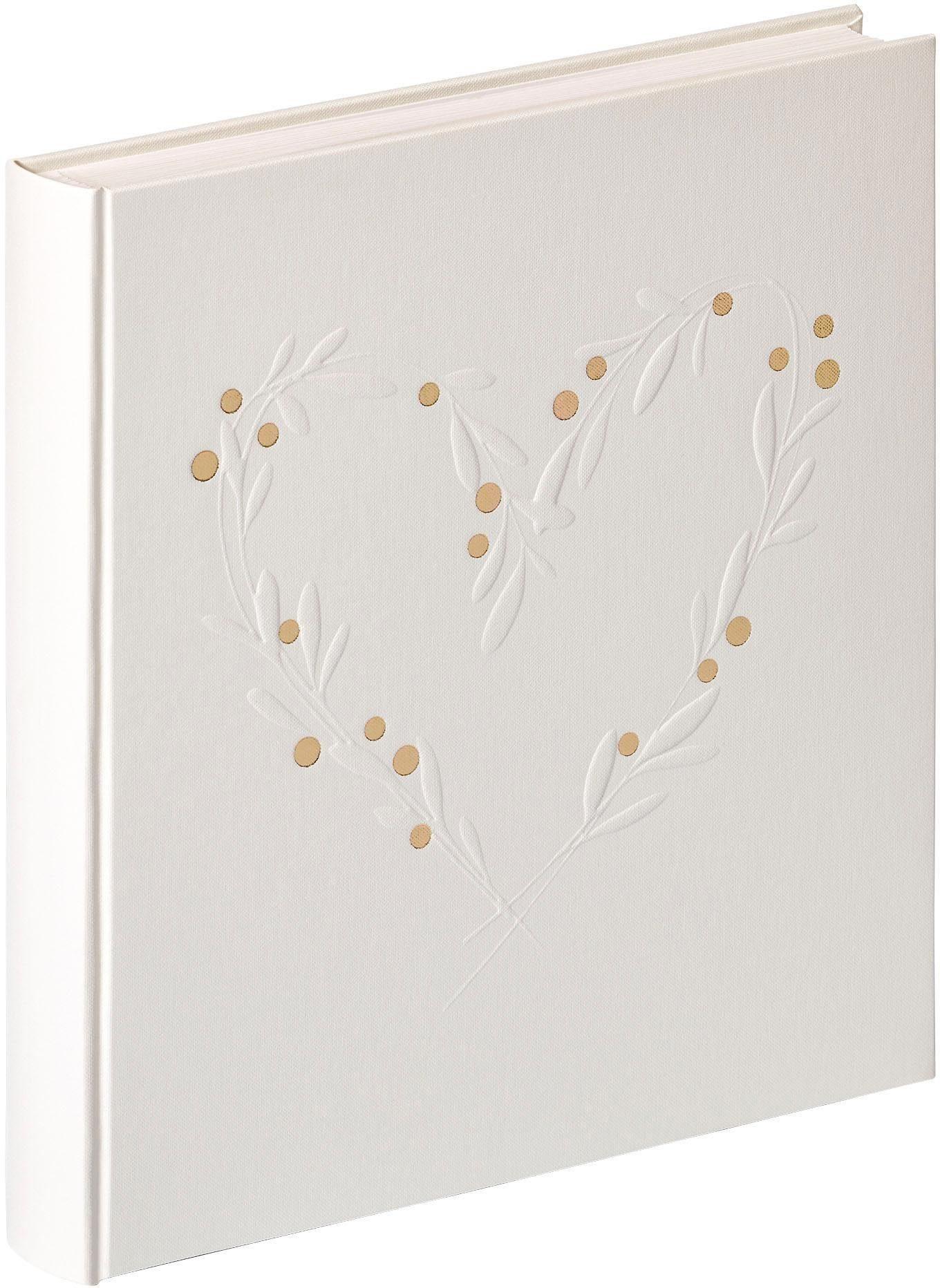 Home affaire Hochzeitsalbum »Sentimental«, 28x30,5 cm
