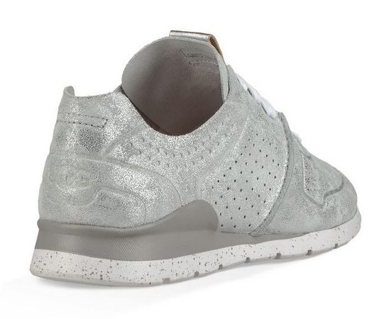 Ugg look Im Sneaker Stardurst« »tye Metallic TBpqTrH