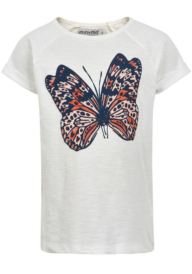 Minymo T-Shirt mit Raglanärmeln