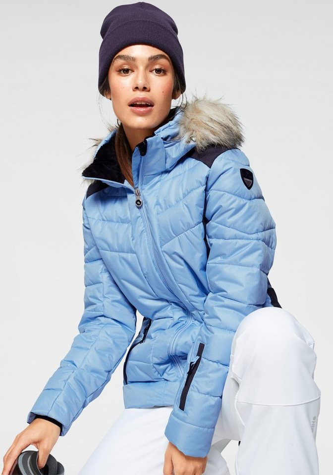 Damen Icepeak Skijacke CINDY 2000 mm Wassersäule blau | 06413681329713